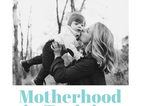 Motherhood During Training