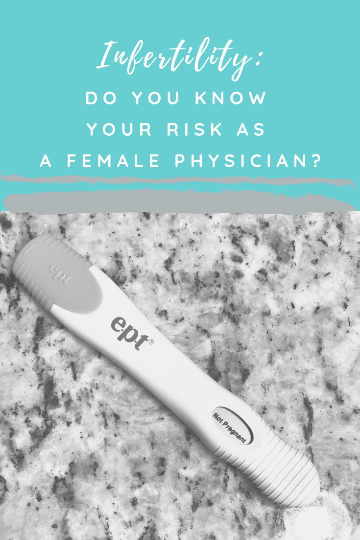 Physician Infertility Risk