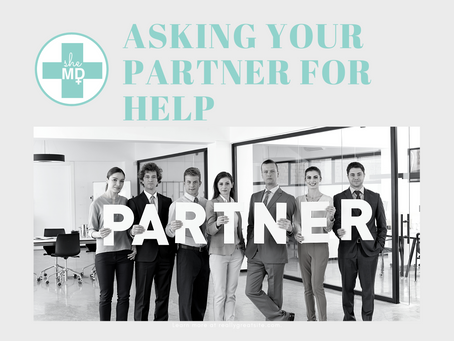 Asking Your Partner for Help