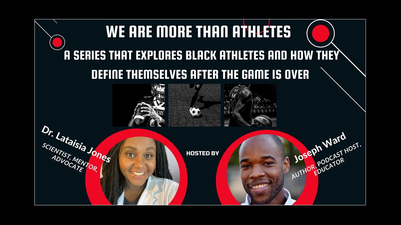 We are More than Athletes!