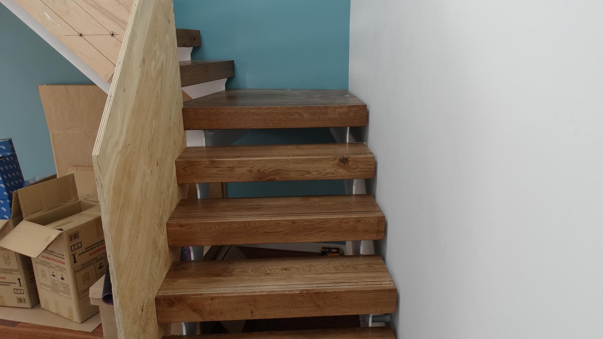 Bespoke Oak Staircase - Addington