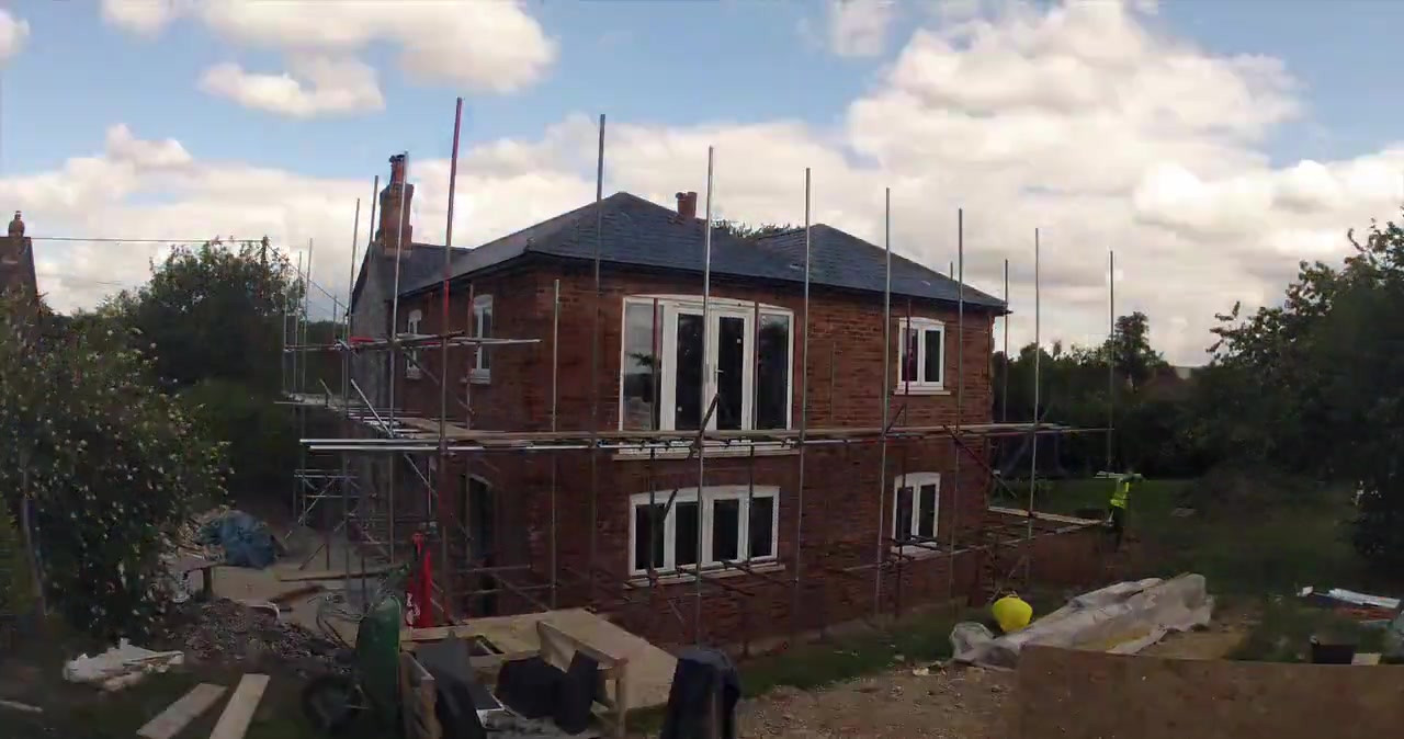 Large House Extension