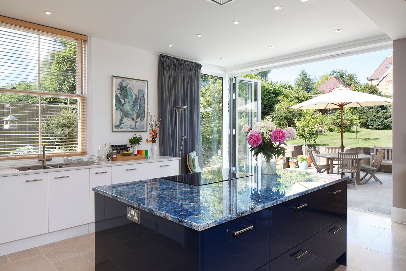 Kitchen Extension with Bifolding Doors