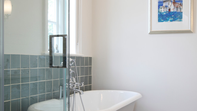 House Reconstruction Bathroom