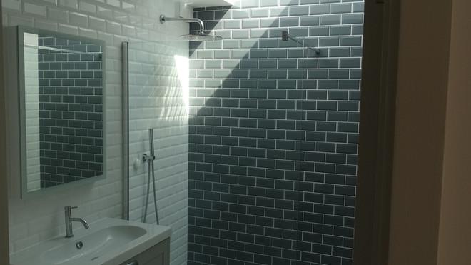 New House Build Bathroom - Addington