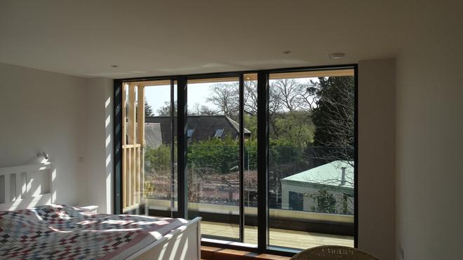 New House Build First Floor - Addington