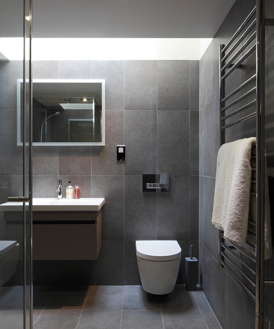 Listed House Extension Bathroom