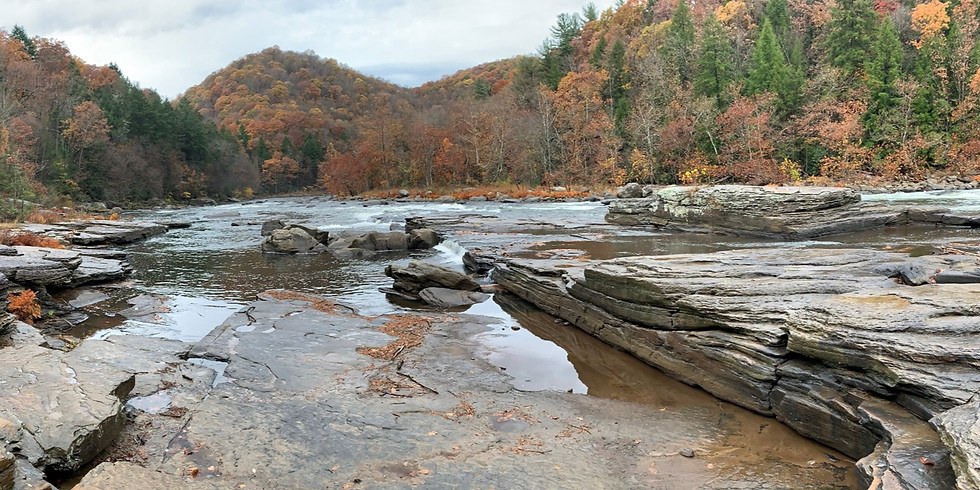FCOPG 2021 - Ohiopyle - (BGS Staff Only)