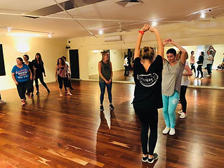 Dance Classes Melbourne Born to Boogie
