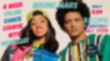 Michelle - Bruno Mars promo - boogie @ h