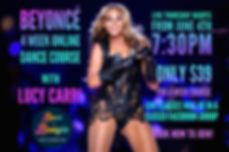 Lucy Beyonce Boogie @ Home.JPG