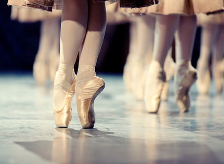 When should a ballet dancer begin pointe work?