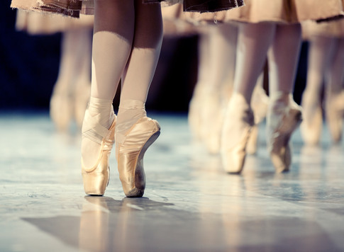 "AC Ballet on ""Pointe"" for a Fall Return"