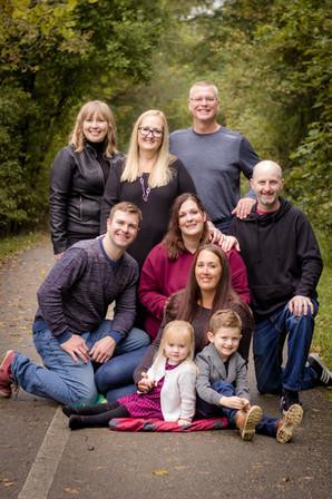 Fall Family photos Woodstock Ontario