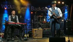 performing on BackStage Pass - WKAR