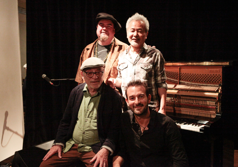 Chicago Blues Piano Contest - judges