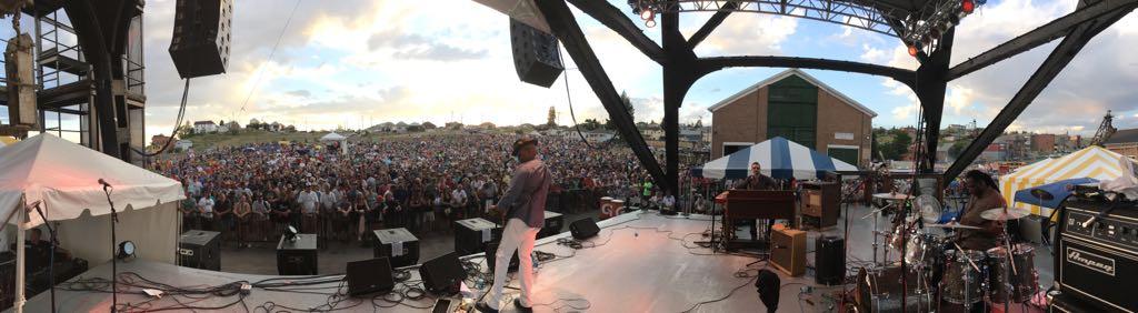 Montana Folk Festival Main Stage