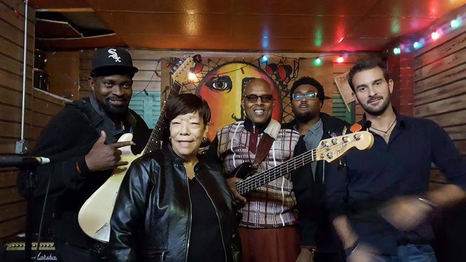 Claudette Miller Blues Band