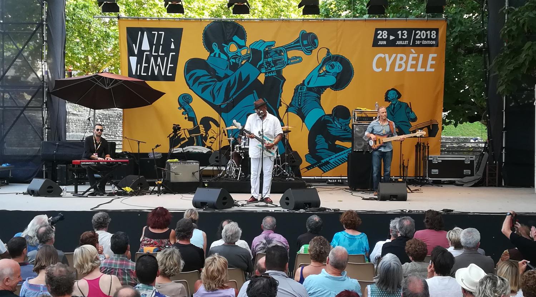 Jazz a Vienne - France