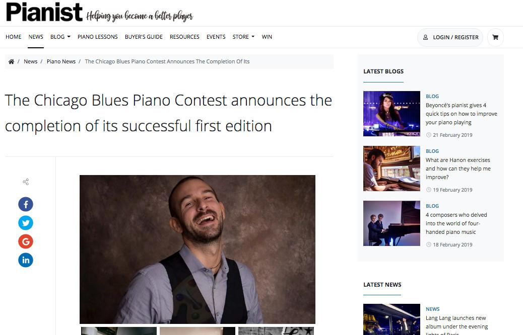 Pianist Magazine - 1