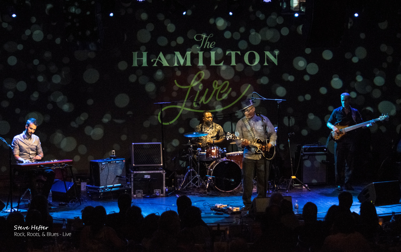 Live at The Hamilton - Washington DC
