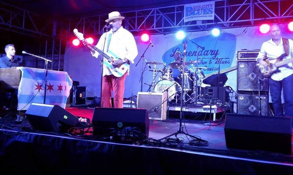 Legendary Rhythm and Blues Cruise Octobe