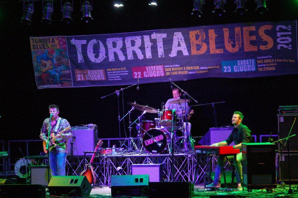 with Danny Bronzini Trio - Torrita Blues
