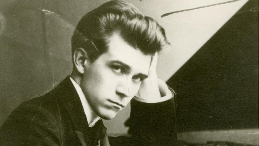 Artur Lemba 1908. aastal. FOTO TMM