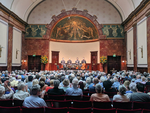 Wigmore Halli särav juubelihooaeg