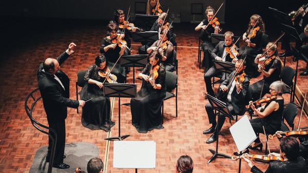 Kuidas sünnivad sümfooniaorkestrid?