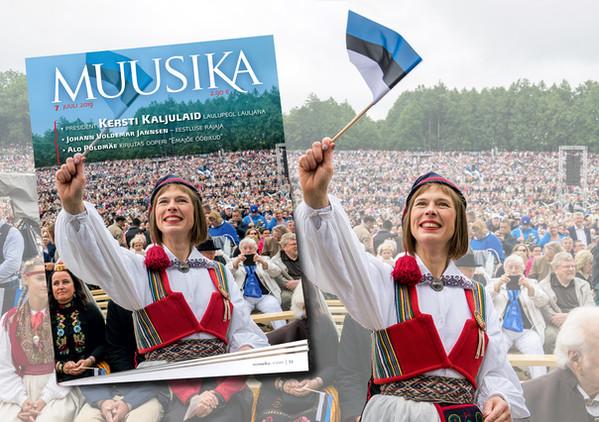 President Kersti Kaljulaid: suured ja olulised asjad kasvavad ise, ilma et peaks midagi välja mõtlem