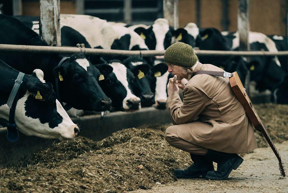 Flöödimäng karjalaudas. FOTO TAAVI ARUS