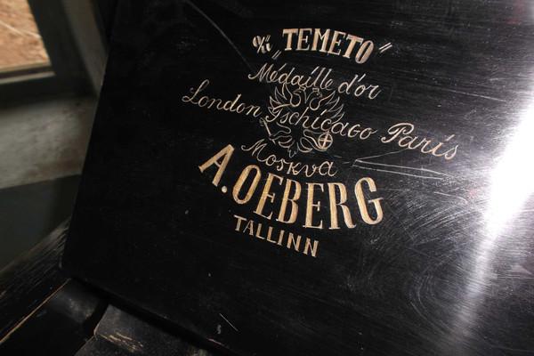Pianiino A. Oeberg