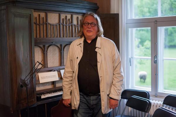 """""""Festival on mulle otsekui muusikateose kirjutamine – üks suur sümfoonia"""" Intervjuu Andres Uiboga"""