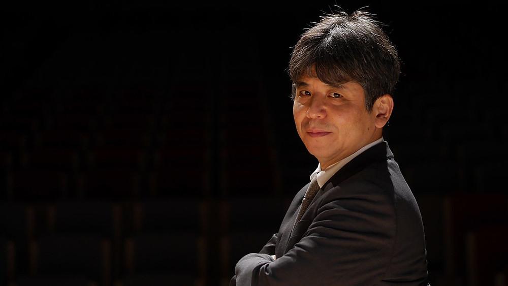 Toshio Hosokawa. FOTO KAZ ISHIKAWA