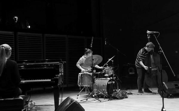 "Festival ""Tudengijazz"" noore Euroopa jazzi tuules"