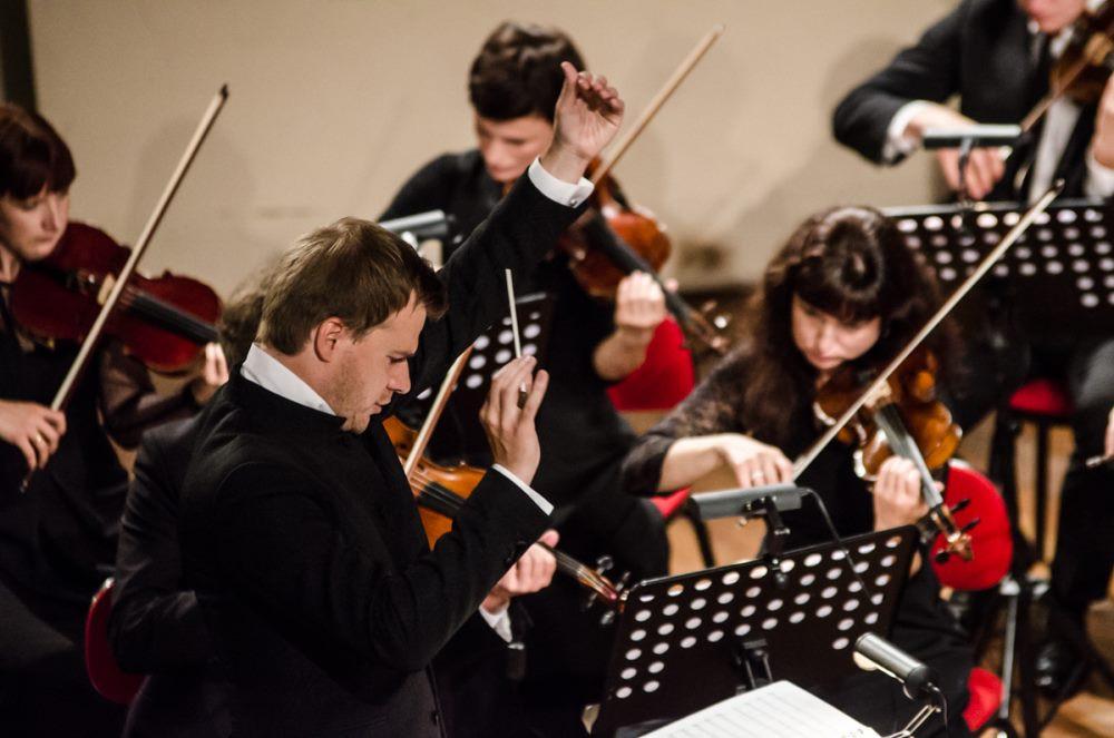 """Risto Joost dirigeerimas Tõnu Kõrvitsa """"Lageda laule"""""""