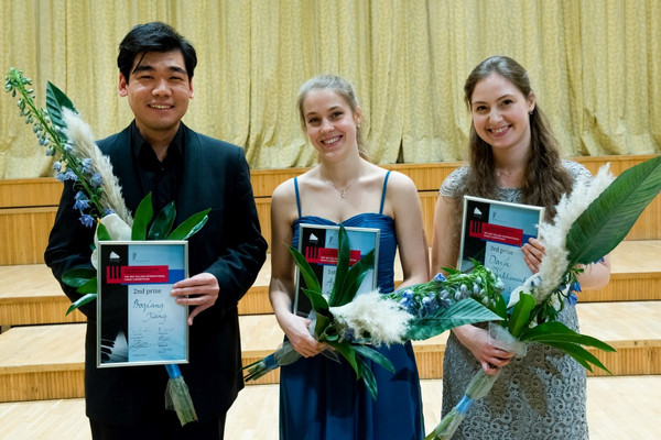 Tallinna pianistide konkurss liigub kõrgema rahvusvahelise taseme poole