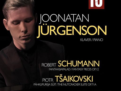 Joonatan Jürgenson / Joonatan Jürgenson