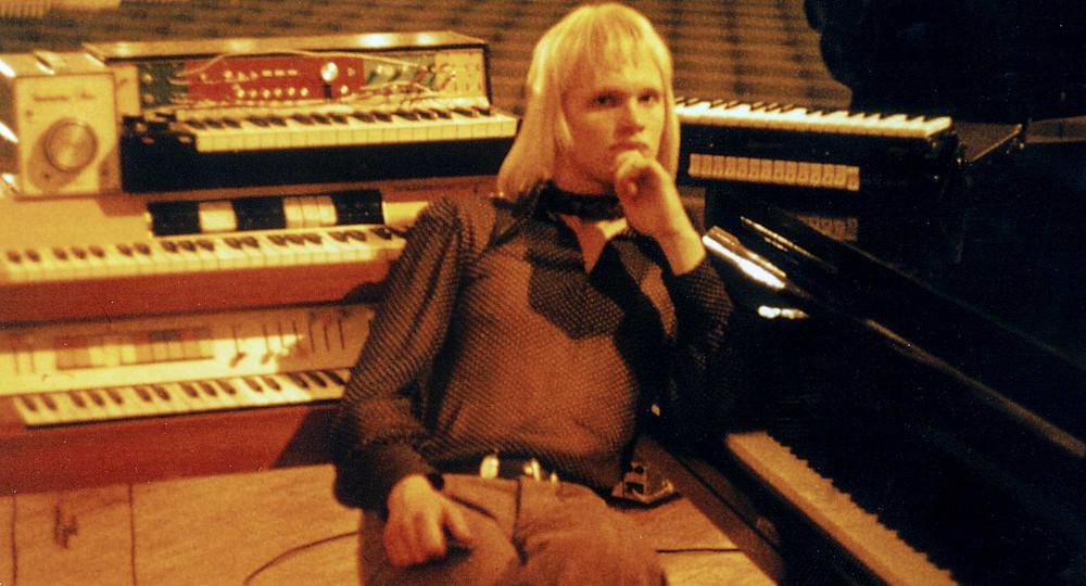 """Sven Grünberg anno 1976 – """"üks iseteadev blond poiss oma kergekõlalise muusikaga …"""". FOTO TEAMROCK.COM"""