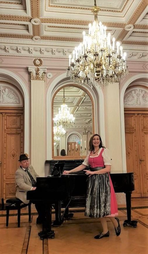 Muusikaline ekskursioon Salzburgi