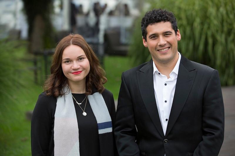 Marianna Liik ja Josep Planells Schiaffino