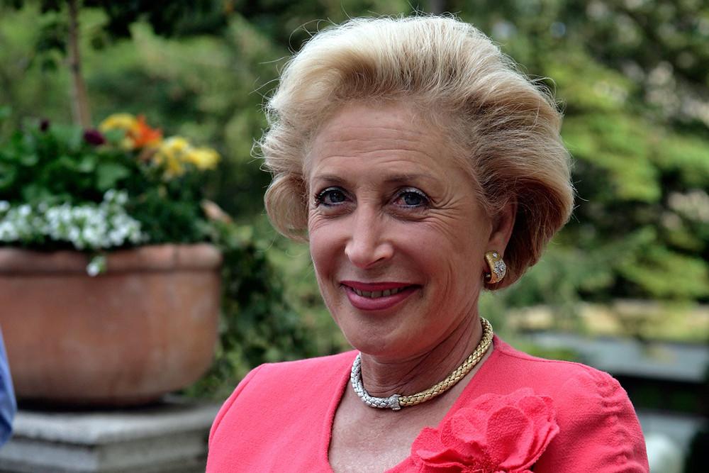 Paruness Nina von Maltzahn. Foto: www. philly.com