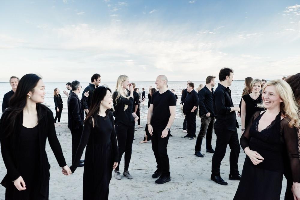 Eesti Festivaliorkestriga. Foto Kaupo Kikkas