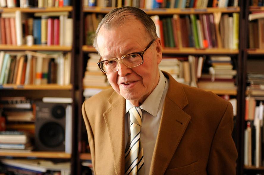 Joachim Herz. FOTO ERAKOGUST