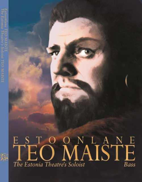Teo Maiste. (2 CDd). Estoonlane Teo Maiste. (DVD).