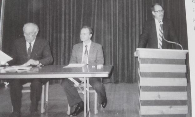 Tallinna konservatooriumi 70. aastapäeval Torontos