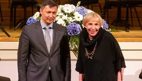 Tallinna linn tunnustas väljapaistvaid kultuuritegelasi