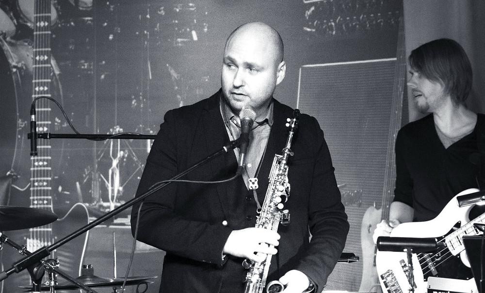 Ivo Lille. Foto saksofon.ee
