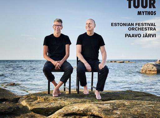 Erkki-Sven Tüür. Mythos. Estonian Festival Orchestra, Paavo Järvi / Alpha Classics